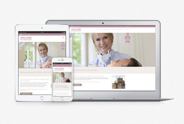 Webdesign Responsive_Arztpraxis