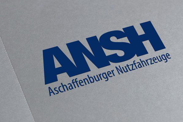 Logo-Redesign ANSH GmbH