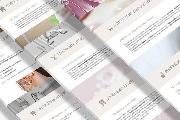 alexamarketing_webdesign_dental-corner-therapie