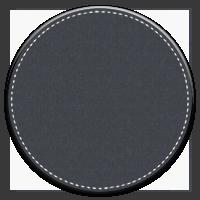 Gestaltungselement Circle dark-grey