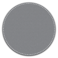Gestaltungselement Circle light-grey