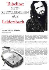 Artikel New-Recycledesing - Alexandra Schneider