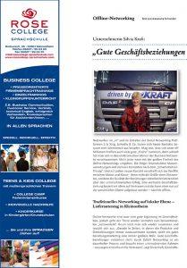 Artikel Networking - Alexandra Schneider